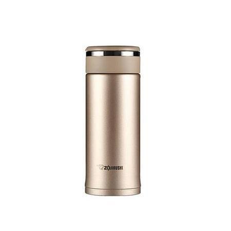 象印(ZOJIRUSHI) 不锈钢保温杯360ml SM-JD36-NL香槟色