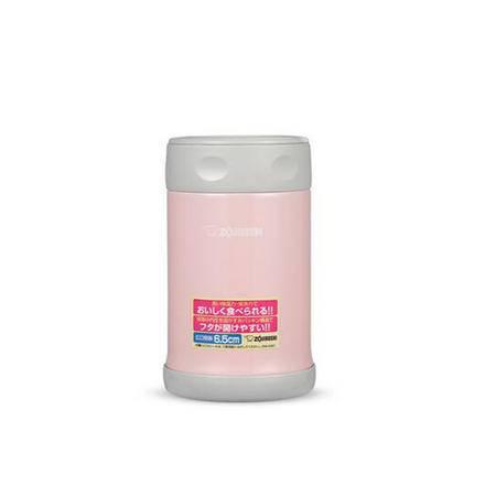 象印(ZOJIRUSHI) 不锈钢真空焖烧杯500ml SW-EAE50-PA浅粉色