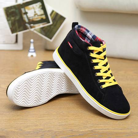 春夏中邦韩版男士帆布鞋男英伦潮鞋运动休闲鞋布鞋透气男鞋子板鞋