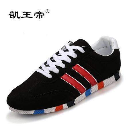 凯王帝新款阿甘鞋韩版潮流 大码男鞋运动男士休闲鞋鞋子
