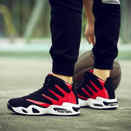 凯王帝 篮球鞋男鞋低帮正品秋季透气耐磨防滑战靴外场运动鞋