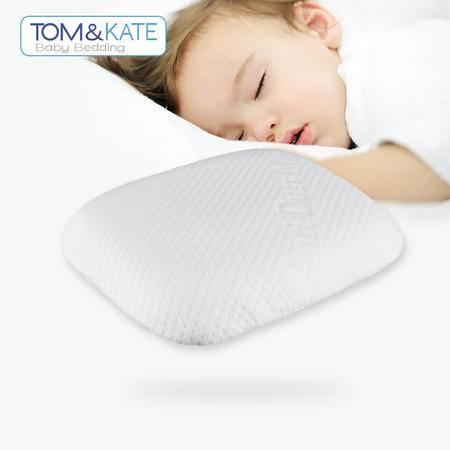 TOM&KATE 汤姆·凯特天然泰国乳胶枕婴儿方形定型枕 枕头/枕芯/按摩枕/保健枕