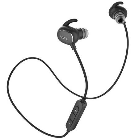 QCY QY19魅影 运动音乐4.1无线蓝牙耳机 通用型 迷你双入耳塞式