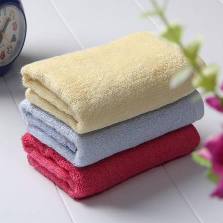 碧竹 竹纤维毛巾 超柔软宝宝巾 儿童毛巾 健康小方巾