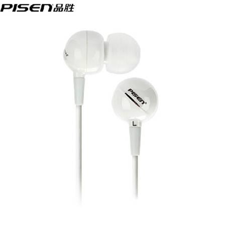 Pisen/品胜 苹果iphone6耳机 入耳式线控带麦 iPhone5s iPhone5c耳机