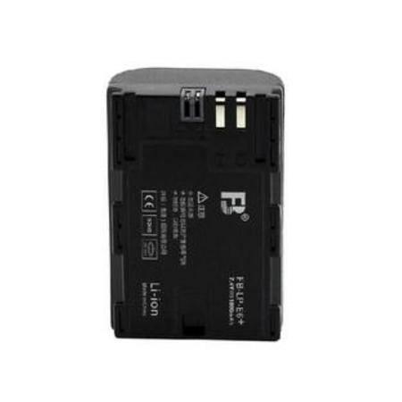 FB/沣标 LP-E6+ E6佳能 EOS 5D2 5D3 7D 60D 6D7D2 相机电池