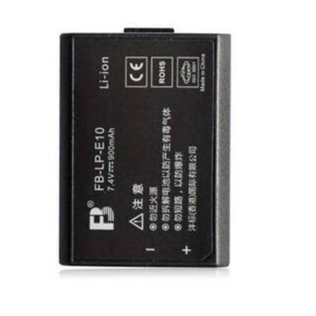 沣标(FB)LP-E10 数码相机电池 适用于佳能EOS 1100D专用