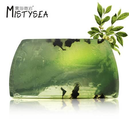 雾海微岩Mistysea植物精油手工皂香茗 MS-012