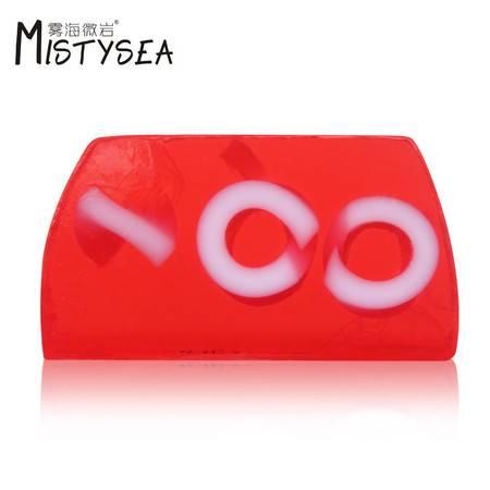 雾海微岩Mistysea植物精油手工皂    虞美人 MS-014