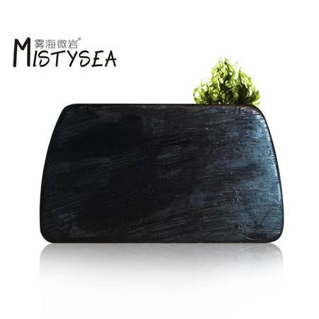 雾海微岩Mistysea植物精油手工皂  竹炭精油手工皂 MS-043