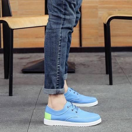 新款帆布鞋男士北京布鞋透气休闲鞋运动板鞋子959款