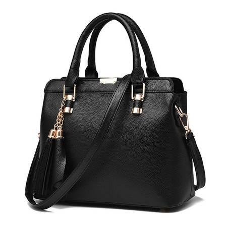 DFMP韩版时尚女包手提单肩斜挎包女士大包包2016新款潮女气质品牌