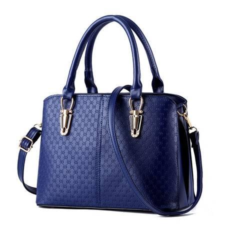 DFMP女包2016手提包单肩大包欧美休闲大容量斜跨包气质女包