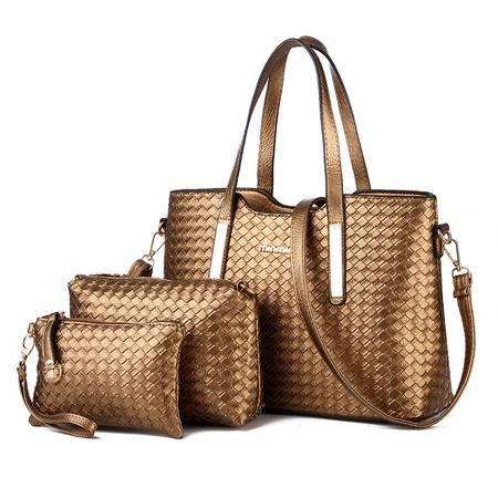 DFMP女包2016新款包包女欧美大气定型时尚女包斜挎单肩手提包