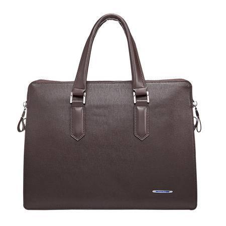 威登保罗 新款商务男士手提包 公文包 大容量 男士包包1050A-2