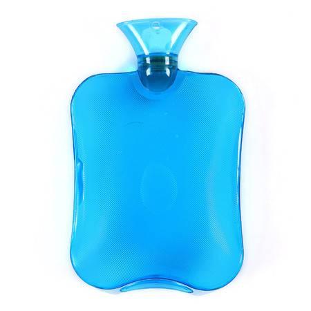 热水袋加厚PVC暖水袋 大号防爆冲注水 充注水透明加厚 晶莹暖水袋lT