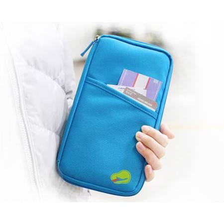 旅行旅游卡包 多功能 韩国 护照包 护照夹 证件包 长款 护照-2