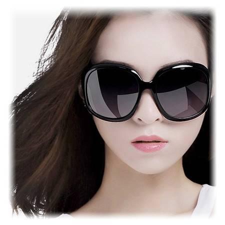 太阳眼镜 女 新款时尚复古偏光镜 大框驾驶太阳镜 墨镜