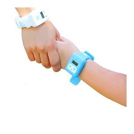 腾讯儿童超声波电子驱蚊手环户外便携式防蚊孕妇婴儿灭蚊器手表