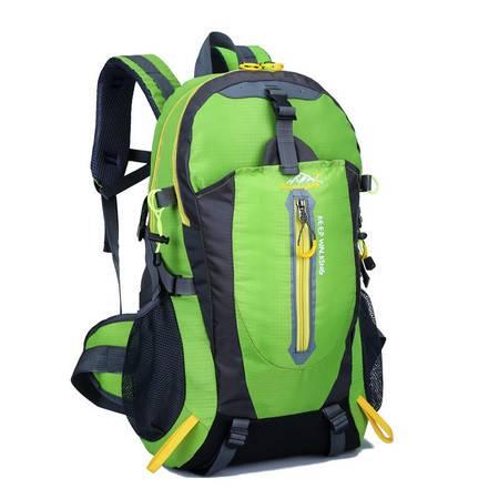 户外运动登山包新款旅行包双肩背包徒步野营背包40LWKNB