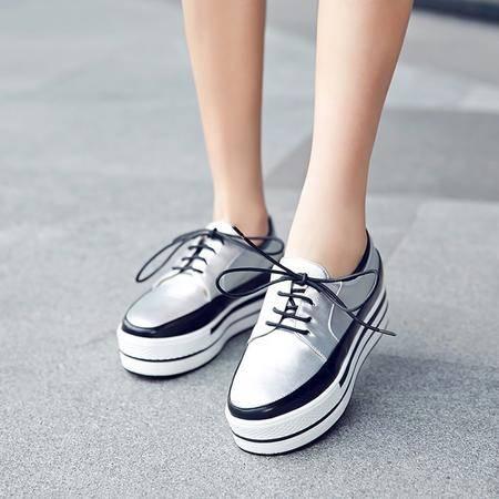 【预售】秋季鞋潮女鞋平跟厚底板鞋低帮休闲单鞋子XNNX