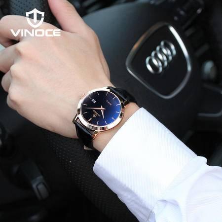 2016新款威诺时手表 石英表防水时尚潮流男手表WNS