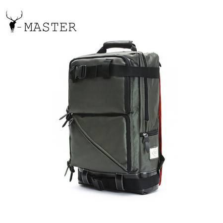 新款韩版双肩包后背包大容量旅行包登山男包MST