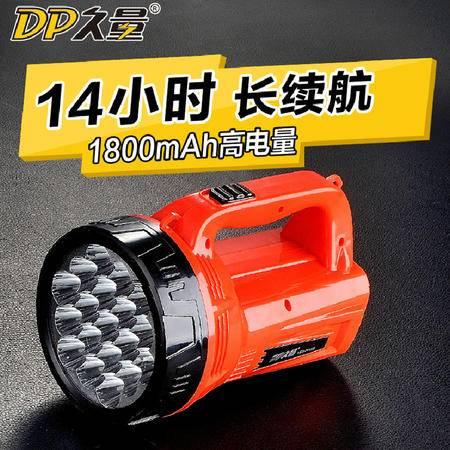 DP LED-7049B 充电式探照灯 19颗LED灯 1.5WJL