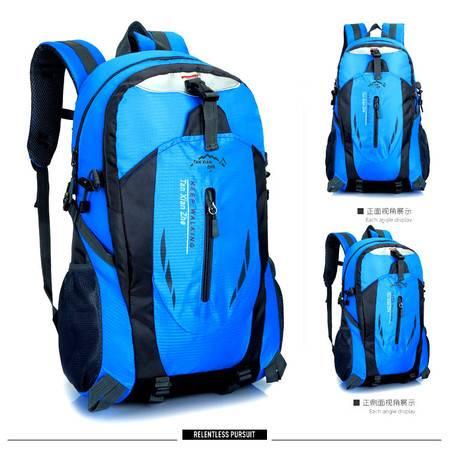 户外登山包 大容量书包 旅游双肩包男运动包女韩版旅行背包JFBB