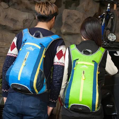 必备户外包休闲骑行背包大容量双肩旅行包运动自行车背包1505#JFBB
