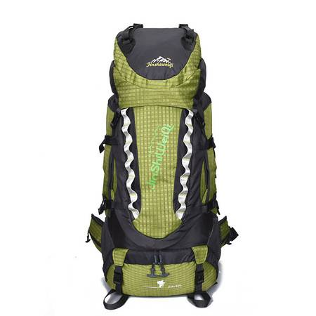 防水大容量户外徒步旅行登山包 运动双肩背包旅行包253JFBB