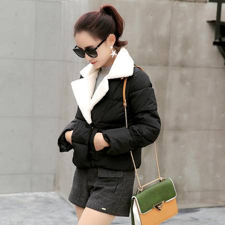 8888 新款冬装小棉袄短款棉衣棉服面包服中长款学生外套韩版NX33