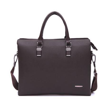 【预售】男士商务包 横款方形男式手提包超大容量公文包20163238NBW