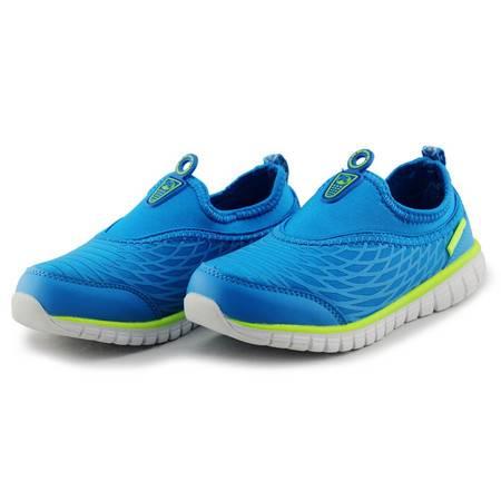 卡丁童鞋 男童鞋2015秋款透气鞋 中童透气运动鞋跑步鞋8341116