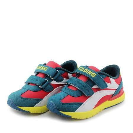 卡丁童鞋 男童运动鞋 2014秋款小童休闲透气旅游鞋 跑步鞋8241356