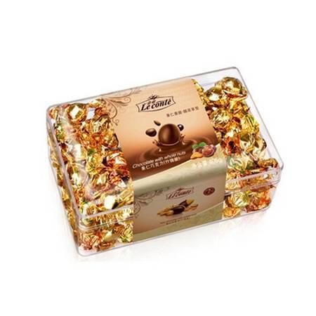 【促销中 金帝】巧克力 果仁巧克力蛋特惠装 405g/盒 喜糖 节日礼物