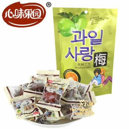 【心味果园】心味加应子115gx1袋每粒独粒袋装广式蜜饯果脯系列休闲食品零食