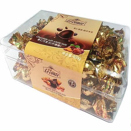 【专场促销 金帝】巧克力 果仁巧克力蛋特惠装 405g/盒 喜糖 节日礼物