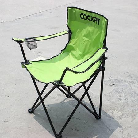 卡饰得(CARCHAD) 扶手沙滩椅 野营休闲 折叠椅 钓鱼椅 野炊椅 大号