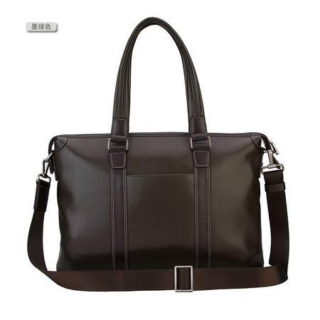 米德尔顿 新款正品热卖韩版男士手提包斜跨包商务公文包