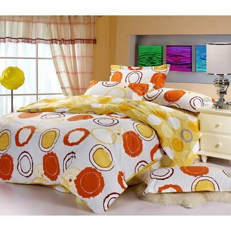 熊仔宝贝全棉床上用品家纺斜纹床品套件适用于1.5M/1.8M床