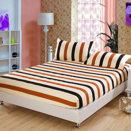 单个床笠 100%全棉印花席梦转保护罩床笠床罩150*200CM