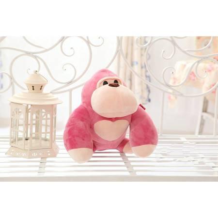 大明猩公仔猩猩猴子毛绒玩具3号18CM