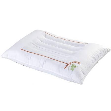 RUIBO决明子明目定型舒适全棉绣花枕
