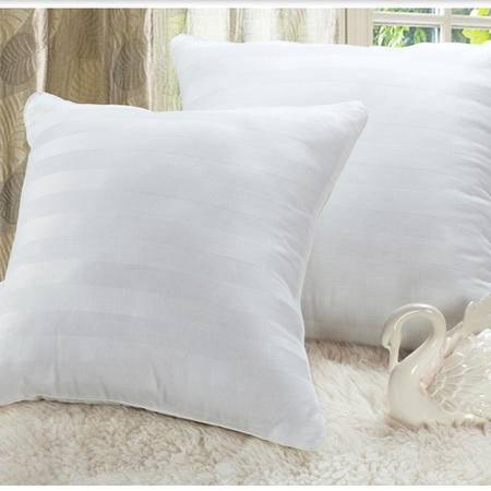 正方形枕芯棉缎条PP棉压60*60正方形枕芯