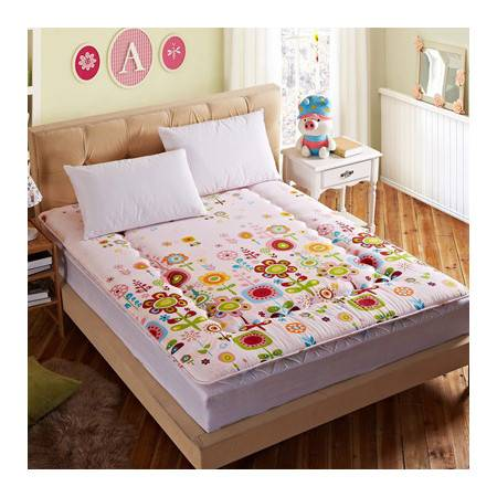 榻榻米床垫压线款批发床褥床垫学生垫子120*200