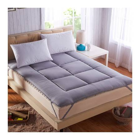 竹炭床垫榻榻米透气床褥单双人护床垫2*2.2M