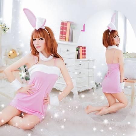 性感制服诱惑可爱兔子装夜店演出服
