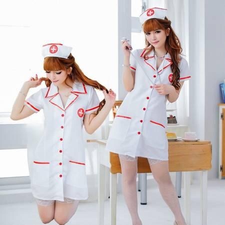 制服诱惑性感护士服酒店制服护士套装