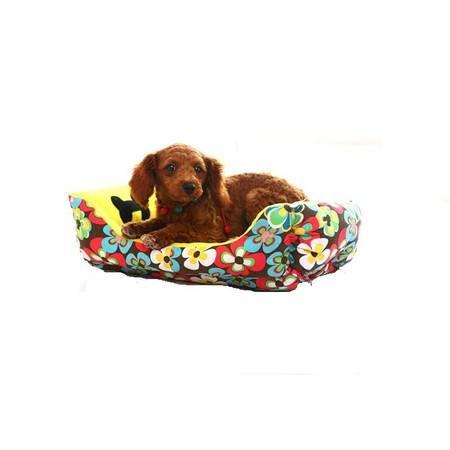 毛绒玩具狗窝猫窝宠物窝可爱长方型泰迪犬狗垫子狗狗睡垫宠物用品